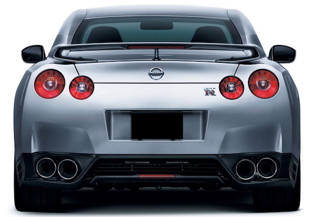 Nissan OEM 748A0-KB50A Rear Under Carbon Fiber Diffuser ...