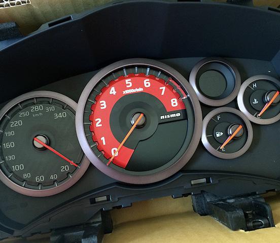 Nissan Gtr R35 2017 Interior >> Nismo Gauge Cluster - 2009-2017 Nissan R35 GTR - EPI Motoring