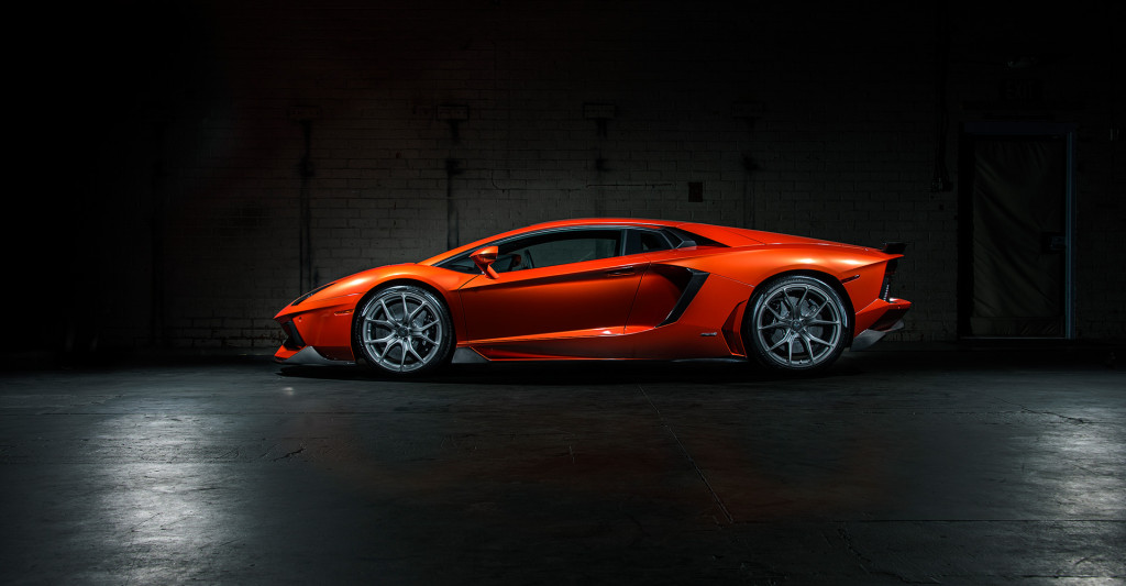 Vorsteiner Aventador V Side Extension 3