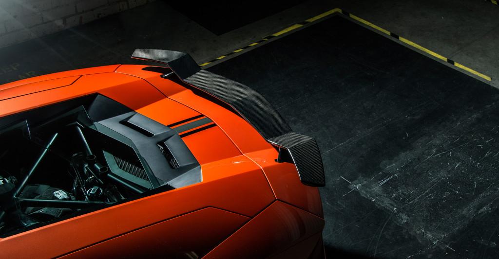Vorsteiner Aventador V Wing