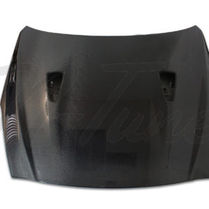 N-Tune Carbon Fiber Hood / Bonnet (MY17 OEM Spec): 2017+ Nissan R35 GTR