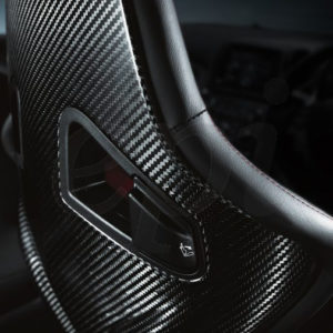 Nismo OEM Seat (Carbon Fiber): 2009-2017 Nissan R35 GTR