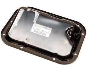 Nissan OEM 11110 JF01A Lower Oil Pan VR38DETT: 2009 2017 Nissan R35 GTR 2