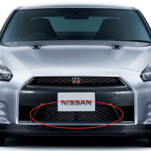 Nissan 62256 KB50B GTR DBA Front Lower Grille
