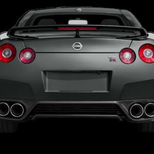 Nissan OEM 85070-KB50A Rear Bumper Lower Grille DBA: 2012-2016 Nissan R35 GTR