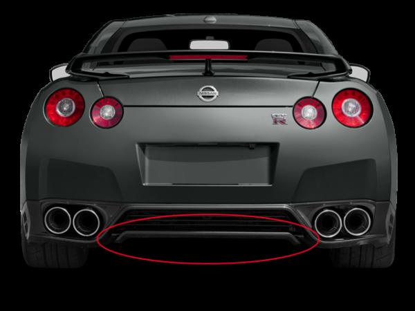 Nissan 748A0-KB51A dba rear carbon fiber underpanel 3 copy