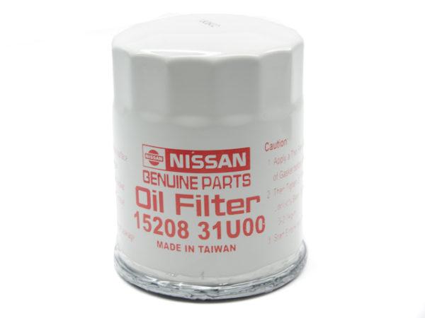 Nissan OEM 15208-9E01A Oil Filter VR38DETT: 2009-2017 Nissan R35 GTR