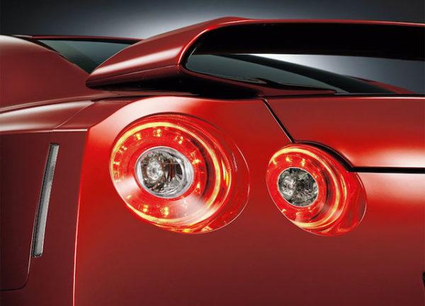 Nissan OEM 26550-62B1A LED Taillight Assembly (Set LH/RH): 2015+ Nissan R35 GTR