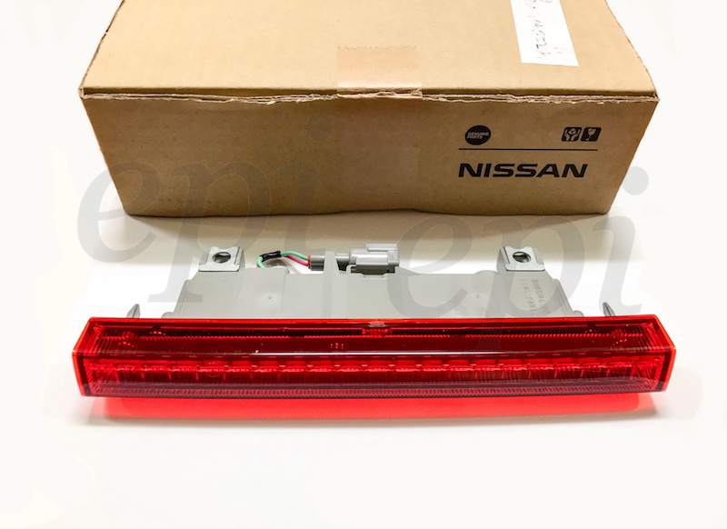 Nissan Oem 26580 Kb50a Rear Fog Lamp Jdm Spec 2012