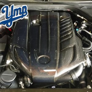 YMP Carbon Fiber Engine Cover: 2020+ Toyota Supra A90 MKV